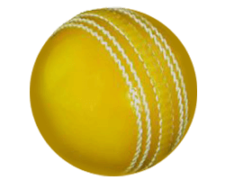 Coloured Cricket Balls