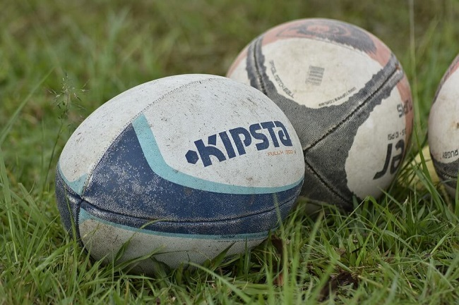 rugby-balls